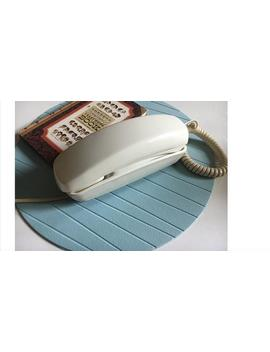 Vintage Phone, Conair Trim Line Push Button Phone, Princess Style Phone, White Phone, Model Tp 200, Off On Ringer, Retro Style Land Line by Etsy
