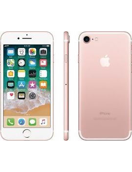 ***Iphone 7 32 Gb Rose Gold Factory Unlocked! Apple 32 Gb Gsm Pink Brand New!*** by Apple