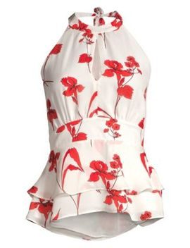 Cate Halter Blouse by Parker