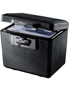 Sentry Safe Security Chest Safe Fireproof File Document Valuable Storage 1170 New by Sentrysafe