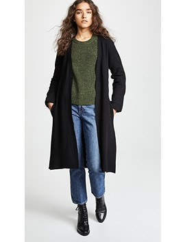 Robe Cardigan by Cupcakes And Cashmere