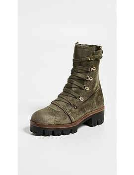 Combat Boots by Jeffrey Campbell