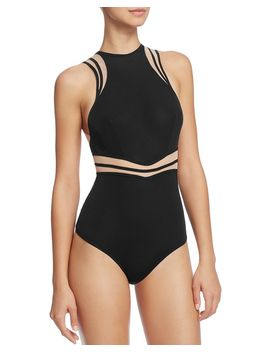 Fine Lines Bodysuit by Thistle & Spire