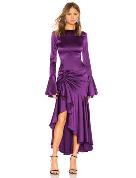 Monique Dress by Caroline Constas
