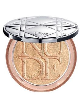 Diorskin Nude Luminizer Shimmering Glow Powder Infused With Sparkling Pigments by Dior