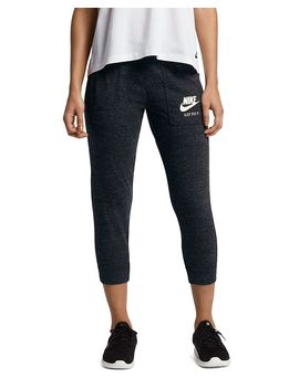Gym Vintage Cropped Jogger Pants by Nike