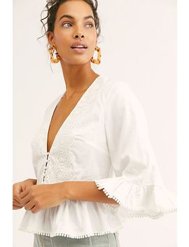 After Forever Top by Free People