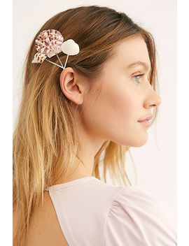 Sandy Bobby Pin Set by Free People