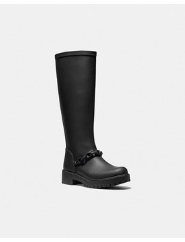 Westerly Tall Rain Boot by Coach