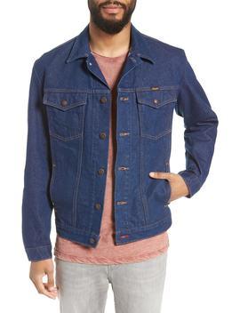 X Wrangler Denim Jacket by Vans