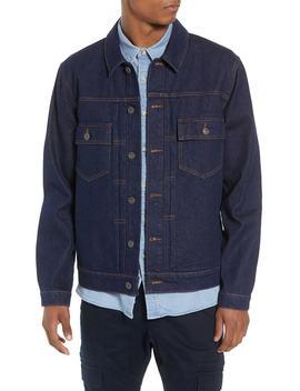 Raw Denim Jacket by Topman