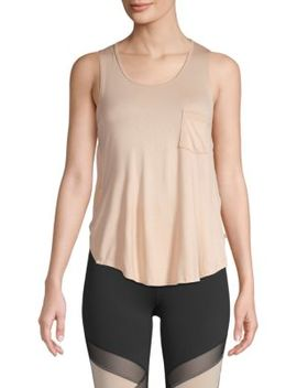 High Low Cutout Tank by Body Language
