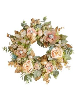 "Capiz Glamour 21"" Wreath by Pier1 Imports"