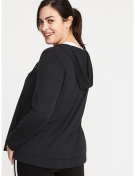 Lightweight Jersey Plus Size Pullover Hoodie by Old Navy
