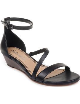 Stefano Strappy Wedge Sandal by Splendid