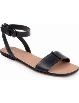 Tabitha Ankle Strap Flat Sandal by Splendid