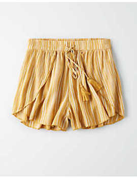 Ae High Waisted Runner Short by American Eagle Outfitters