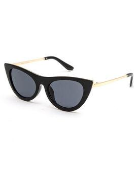 Full Tilt Lucy Cat Eye Sunglasses by Full Tilt