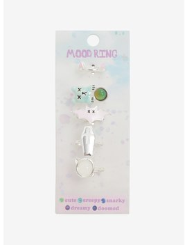 pastel-goth-mood-ring-set by hot-topic