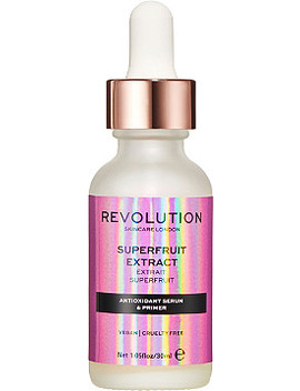 Online Only Superfruit Extract Antioxidant Rich Serum & Primer by Revolution Skincare