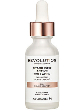 Online Only Skin Firming Solution   Stabilised Active Collagen Serum by Revolution Skincare