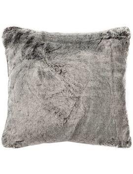 Sheridan   Dark Grey 'dalmar' Cushion by Sheridan
