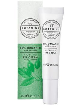 80 Percents Organic Hydrating Eye Cream by Botanics