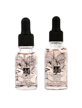 Moroccan Rose Superfood Facial Oil 30ml by Dr. Botanicals