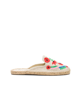 Ibiza Embroidered Mule by Soludos