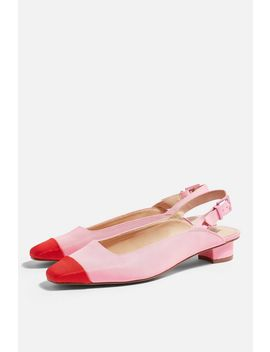 adora-structured-shoes by topshop