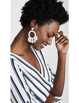 Teeganx Earrings by Deepa Gurnani