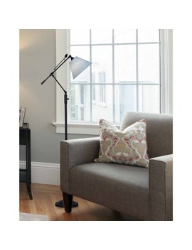 "Springdale 68""H Urban Downbridge Directional Floor Lamp by Dale Tiffany"