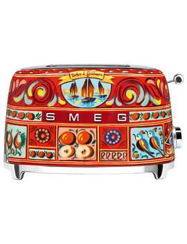 Smeg Dolce & Gabbana 2 Slice Toaster by Smeg