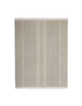 Mo Drn Scandinavian Diamond Flat Weave Area Rug by Mo Drn