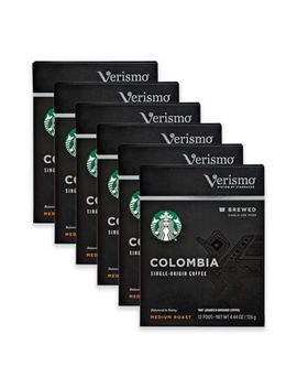 Starbucks® Verismo™ 72 Count Colombia Brewed Coffee Pods by Bed Bath And Beyond