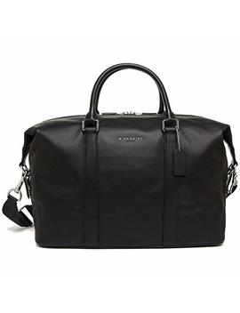 Coach Voyager Bag In Sport Calf Leather (Coach F54765) Black by Coach