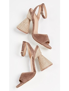 Bilitis Cone Heel Sandals by Paloma Barcelo