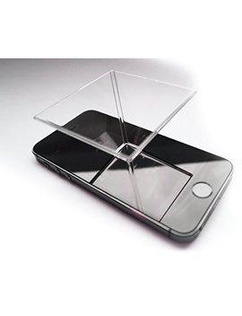Spectre Smartphone 3 D Hologram Projector   For Any Smartphone by Spectre Smartphone Technology