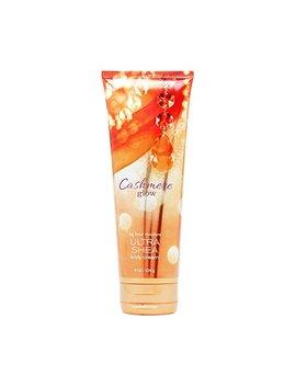 Bath & Body Works Bath & Body Works Cashmere Glow 8.0 Oz Ultra Shea Body Cream, 8 Ounce by Bath & Body Works