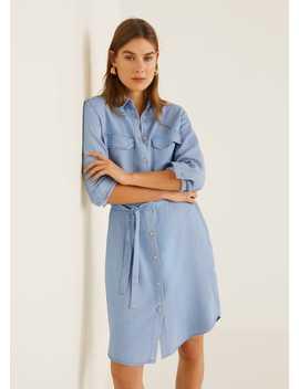 Robe Soft Style Denim by Mango