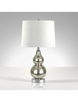 Kairah Petite Mercury Glass Table Lamp by Pier1 Imports