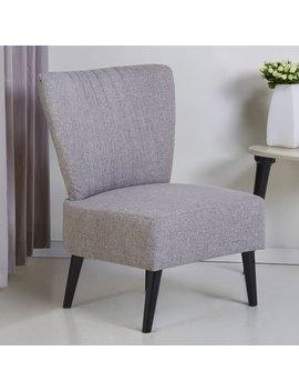 Gold Sparrow Fontana Armless Accent Chair by Hayneedle