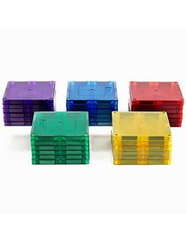 Magnetic Stick N Stack Award Winning 30 Pieces Just 3x3 Squares by Magnetic Stick N Stack