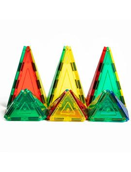 Magnetic Stick N Stack Award Winning 48 Piece Triangle Set 4 Types Of Triangles (View All Photos) by Magnetic Stick N Stack