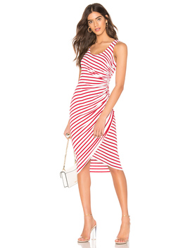 Objet D'art Venice Stripe Dress by Bailey 44