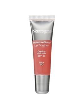 Neutrogena Moisture Shine Lip Soothers Spf 20 by Neutrogena