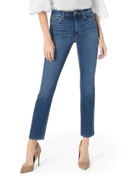 The Milla High Waist Ankle Straight Leg Jeans by Joe's