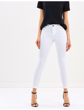 Mid Rise Jeggings by Cotton On