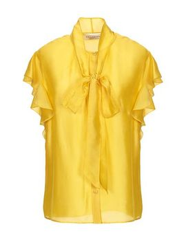 Philosophy Di Lorenzo Serafini Silk Shirts & Blouses   Shirts by Philosophy Di Lorenzo Serafini