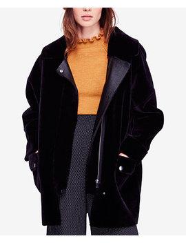 Lindsay Fleece Coat by Free People